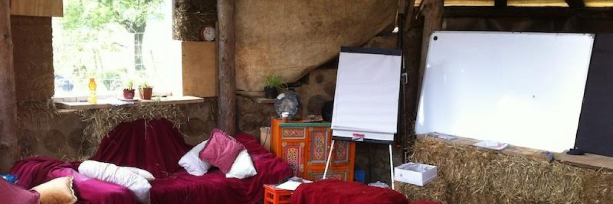 Natural barn Classroom